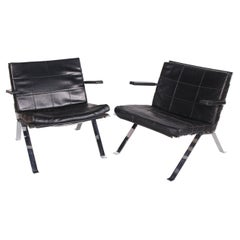2 Lounge Chairs by Hans Eichenberger for Girsberger, 1960s