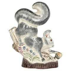Rye Pottery Biddy and Tarquin Cole Ceramic Squirrel Figure