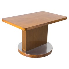 Walnut Game Table by Ico Parisi, 1961