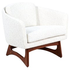 Adrian Pearsall Barrel Lounge Chair for Craft Associates