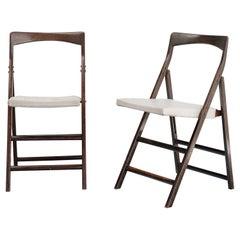 Osvaldo Borsani s80 Folding Chairs
