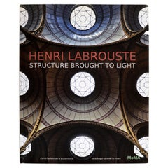Henri Labrouste Structure Brought to Light, MOMA, Signed 1st Ed