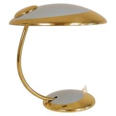 Midcentury Mushroom Table Lamp by Helo Leuchten, Germany, 1950s