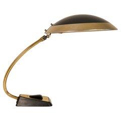 Midcentury Desk Lamp by Helo Leuchten Germany, 1950s
