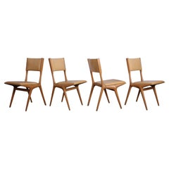 Four Carlo de Carli Chairs for Singer and Sons