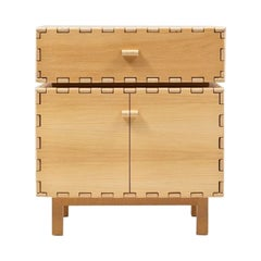 Cabinet with Display Box by Luis Pons