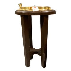 Authentic Solid Brass Boat Porthole Table