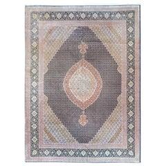Outstanding Vintage Tabriz Rug