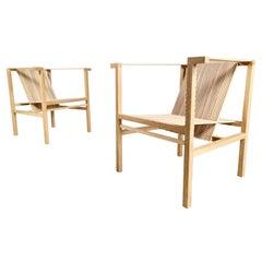 Ruud-Jan Kokke Slat Chair 'fauteuil 21', the Netherlands