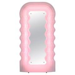 Original Ultrafragola Mirror Designed by Ettore Sottsass for Poltronova