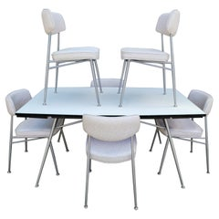 Daystrom Mid-Century Modern Steel Dining / Dinette Set