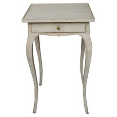 Swedish Rococo Side Table