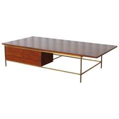 Paul McCobb Irwin Collection Coffee Table, Calvin Furniture, 1950s