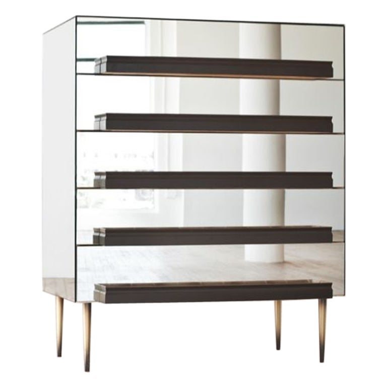 Illusion Dresser by Luis Pons For Sale