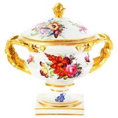 English Derby Porcelain Centerpiece, Early 19th Century, 'circa 1784-1820'