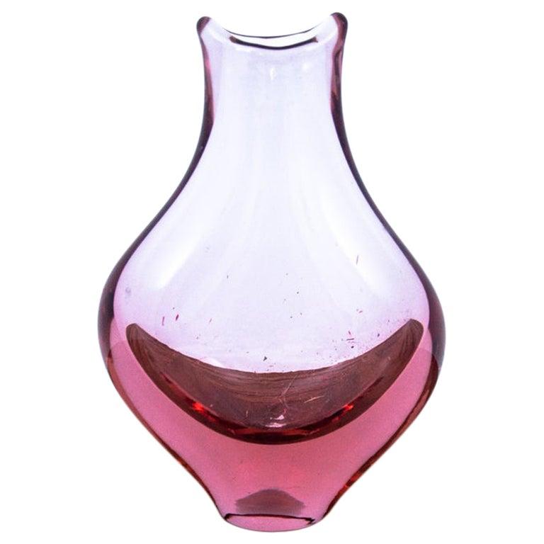 Vase, Designed by Miloslav Klinger, Czechoslovakia, 1960s For Sale