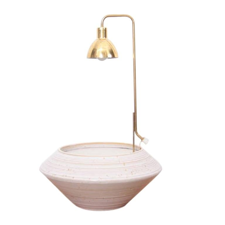 Hans Agne Jakobsson Planter Lamp for Markaryd