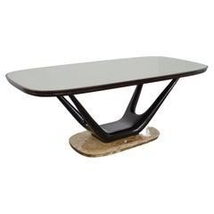 Fratelli Turri Italian Mid Century Table for Dassi, 1960