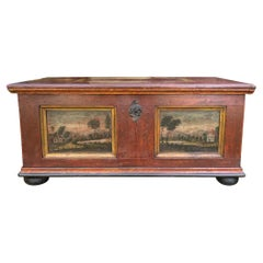 Softwood Blanket Chests