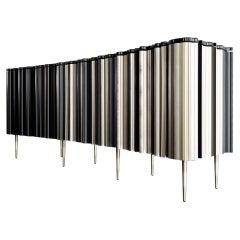 Frame Curved Sideboard by Luis Pons