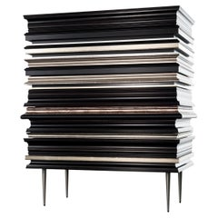 Frame Dresser Silver by Luis Pons