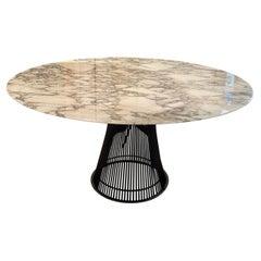 Warren Platner, Calacatta Coffee Table, Knoll Bronze Edition, 2021