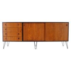 1960s Danish Teak Upcycled Sideboard