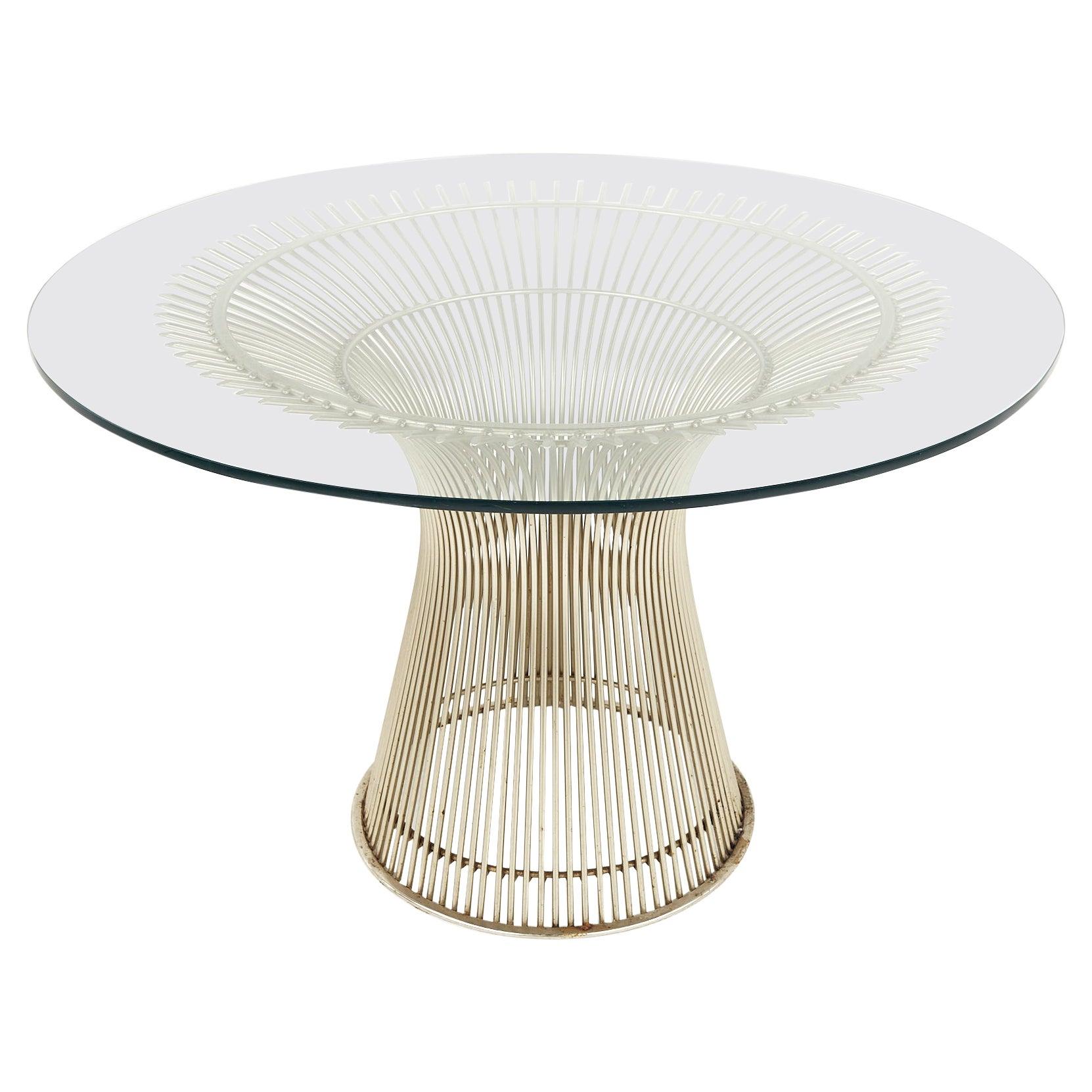 Platner Dining Table