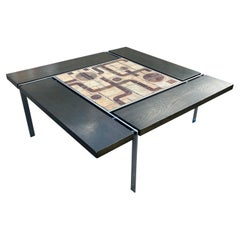 Rare Coffee Table, Svend Aage Jessen, Sejer Pottery