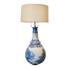 Large Table Lamp by Bjorn Wiinblad