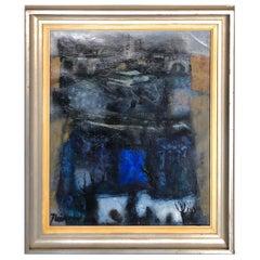 Oil on Canvas by James Coignard