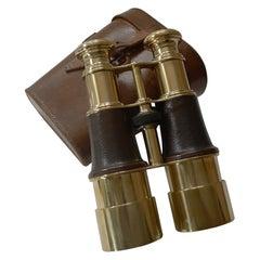 Pair British Military Issued WW1 Binoculars, c.1916