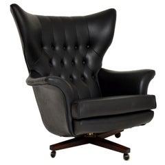 1960's Vintage G Plan Swivel Armchair
