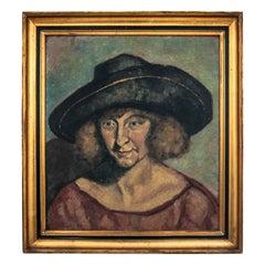 """Painting """"Portrait"""""""