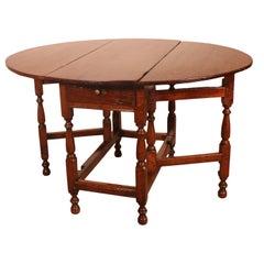 Getleg Table in Oak -18° Century
