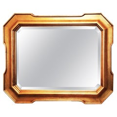 Wood Mantel Mirrors and Fireplace Mirrors