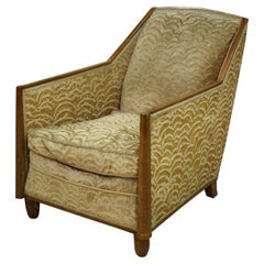 Albert Guenot Single Club Chair