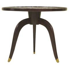 Domi Side Table 'Manner of Ruhlmann'