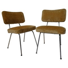 Very Early Rare George Nelson Chairs for Herman Miller Model # 4671