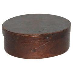 Early 19Thc Harvard Shaker Style Pantry Box