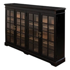 Rustic Country Low Bookcase