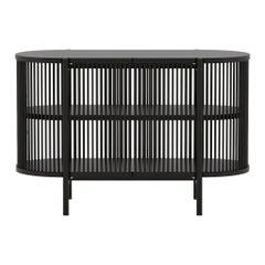 Petit Bastone Sideboard in Black with Doors