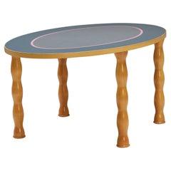 Ettore Sottsass Dining Table for Zanotta Memphis Italy