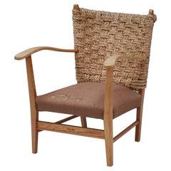 Gerard Van Den Berg Arm Chair Modern