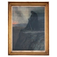 Painting of Wodan