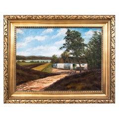 "Painting ""Rural Farm"""