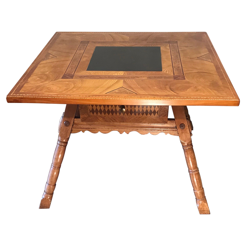 Farm Table, Switzerland 18th Century