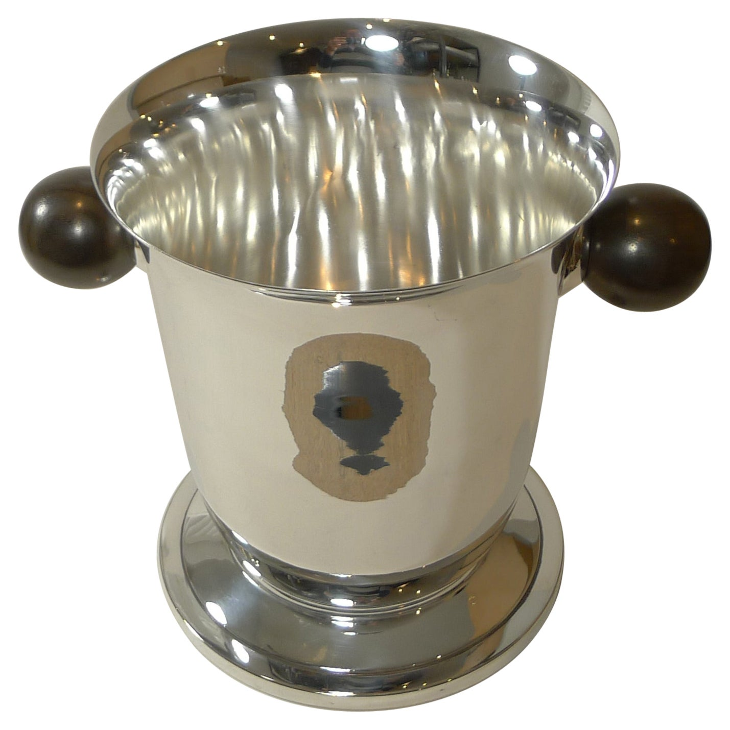 Stylish Antique French Champagne Bucket / Wine Cooler