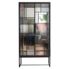 Industrial 2 Door Vitrine by Ercole Home