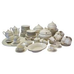 Wedgwood Fine Bone China Dinnerware Patrician Pattern England 165pcs